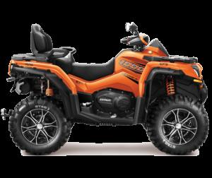 CF Moto Gladiator X1000