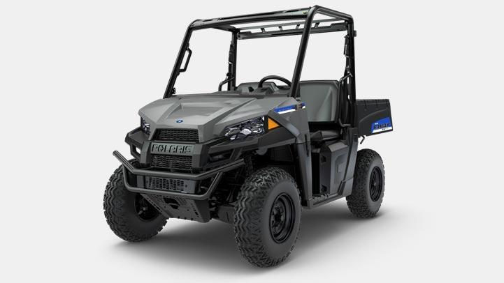 Sonstige Traktoren: Polaris Ranger EV 4 x 4 gebraucht